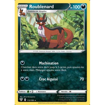 SWSH03_113/189 Roublenard