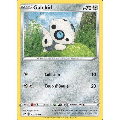SWSH03_121/189 Galekid