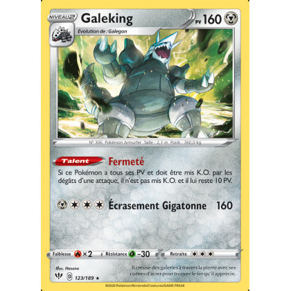 SWSH03_123/189 Galeking