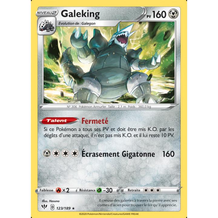 SWSH03_123/189 Galeking *Reverse*