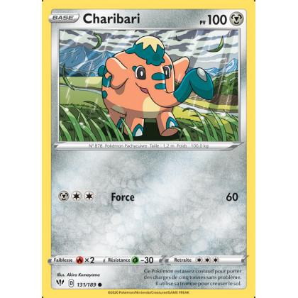 SWSH03_131/189 Charibari