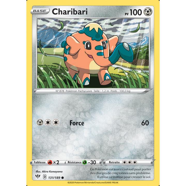 SWSH03_131/189 Charibari *Reverse*