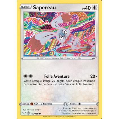 SWSH03_150/189 Sapereau