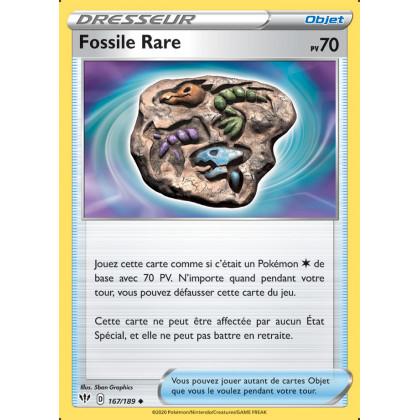 SWSH03_167/189 Fossile Rare