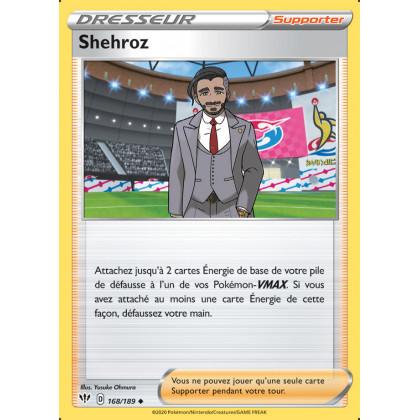 SWSH03_168/189 Shehroz