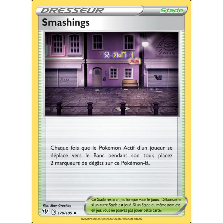SWSH03_170/189 Smashings