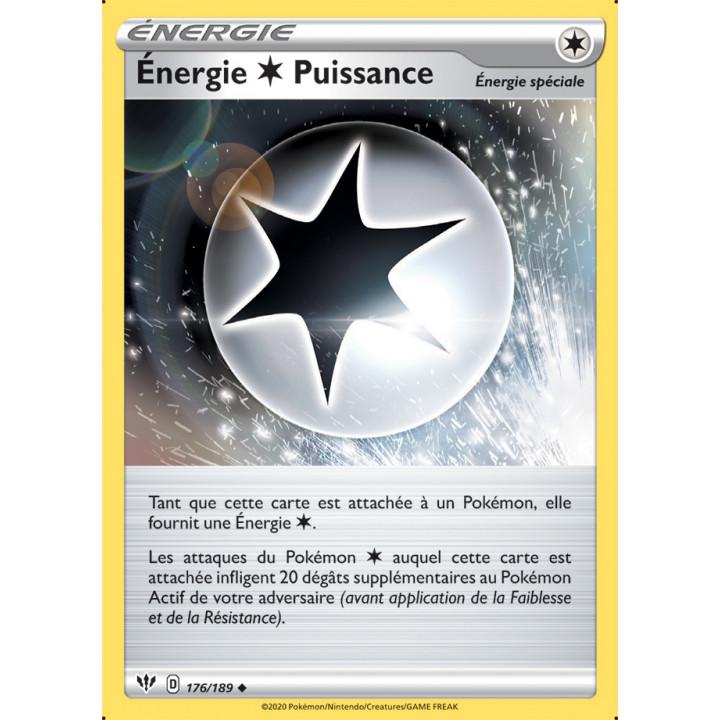 SWSH03_176/189 Énergie Incolore Puissance *Reverse*