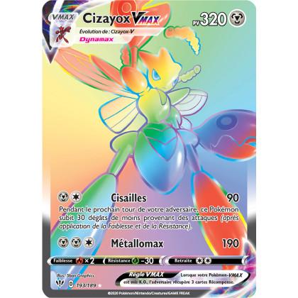 SWSH03_193/189 Cizayox VMAX