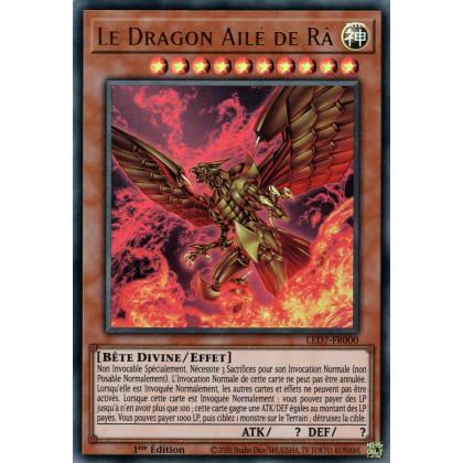 LED7-FR000 Le Dragon Ailé...