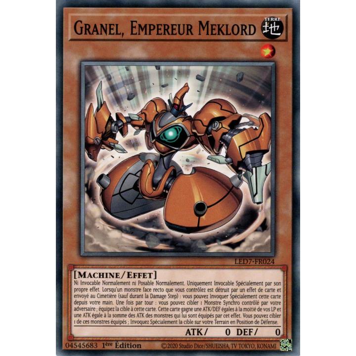 LED7-FR024 Granel, Empereur Meklord