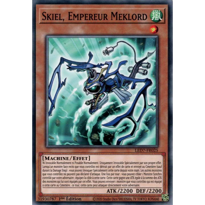 LED7-FR025 Skiel, Empereur Meklord