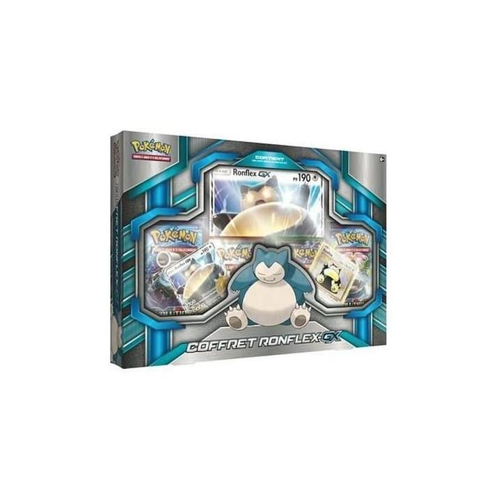 Coffret Pokémon Ronflex - GX