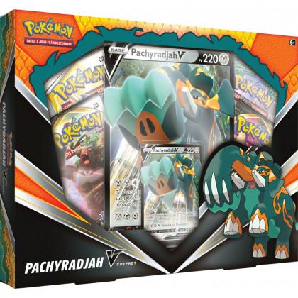 Coffret Pokémon Pachyradjah-V